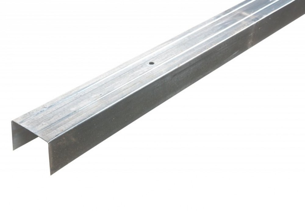 Профиль направляющий Европрофиль (50x40х0.55 мм / 3 м)Профиль для ГКЛ<br>Профиль направляющий - применяется для устройства каркасов межкомнатных перегородок, облицовок и других конструкций на основе гипсокартона.<br>