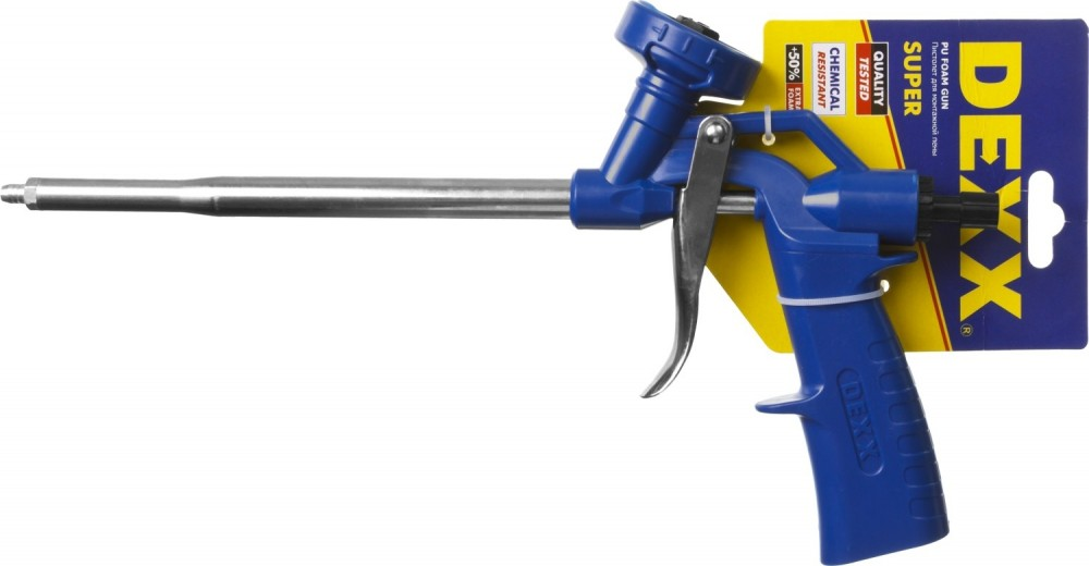Пистолет DEXX для монтажной пены СУПЕРПистолеты<br><br>