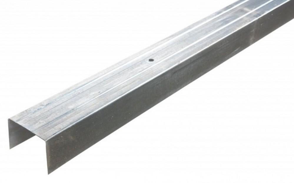 Профиль направляющий KNAUF / КНАУФ (50х40х0.6 мм / 3 м)Профиль для ГКЛ<br>Современный профиль направляющий KNAUF 50Х40 мм (3 м) представляет собой изготовленный на специальном оборудовании длинномерный стальной элемент, по своей форме напоминающий букву «П». Он применяется в сочетании со стоечными профилями соответствующего типоразмера для устройства металлокаркасов (перегородок, облицовок и других конструкций), под последующую отделку листовыми материалами: ГВЛ, ГКЛО, гипсокартон и т.п. ПН выполняет две основные функции:- Направляющей – в которую вставляются стоечные профиля.- П<br>