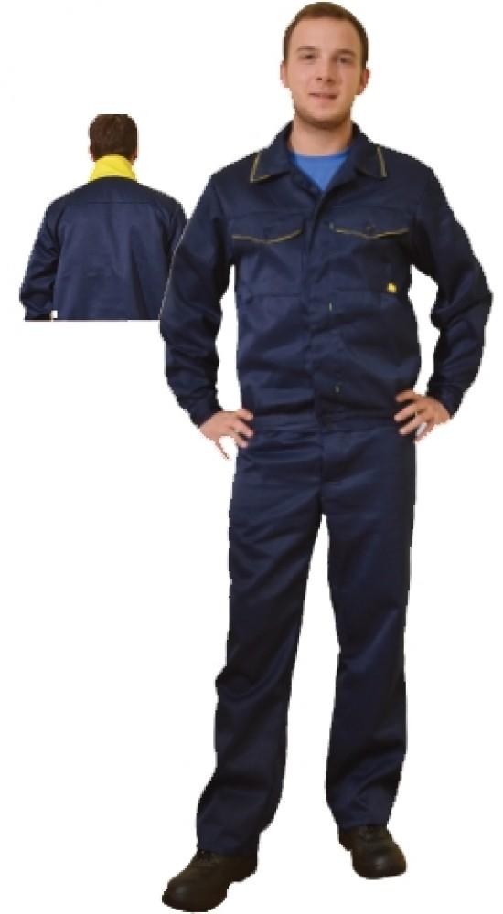 Костюм рабочий Пионер (комбинезон и куртка) Стандарт 2Спецодежда<br><br>